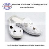 Anti static cleanroom ESD shoe (size range from 220mm-270mm)