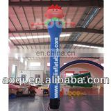 Great attraction No. 1advertising inflatable air dancer for commercial use