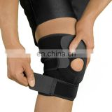 Knee Support, Open-Patella Stabilizer with Adjustable Strapping & Extra-Thick Breathable Neoprene Sleeve#DS-02