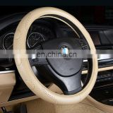 Soft Genuine Leather Steering Wheel Cover High Quality