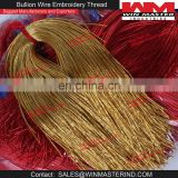 Gold Nakshi Bullion Wire