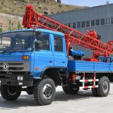 truck mounted water well drill rig