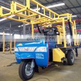 300m 600m water well drilling rig ,tractor drilling machine with mud pump and all accessories