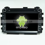 Quad core dvd car navigation system for HONDA VEZEL /HR-V with GPS/Bluetooth/TV/3G