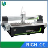 RICH CNC waterjet cutting machine for granite                                                                         Quality Choice
