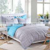 China wholesale home designs cotton 4pcs natural color pillowcase indian luxury bedding set