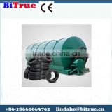 Pyrolysis plant for plastic and waste engine oil , tyre pyrolysis machine , pyrolysis reactor