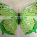New design 20 inches 50cm butterfly artificial