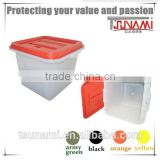 Tsunami Manufacture custom Clear Acrylic Donation Box plastic case ballot box acrylic vote box