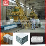 complete production line for glass magnesium board