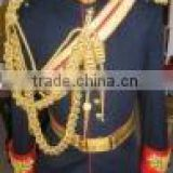 Cermonial Embroidery Uniforms Accessories Sword Knot Belt Rank Insignia Shoulder Epaullettes