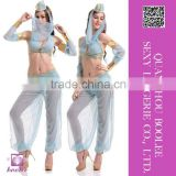 Latest cheap price most popular Sexy Dreamy Genie Costume cosplay indian costumes sexy halloween costumes