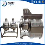 electrical heating 30L/50L vacuum emulsifying mixer machine for Facial Mask