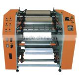 stretching film slitter rewinder machines