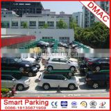 Custom 2 level car lift parking system /mechanical car parking device/low cost parking lift