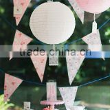 Christmas Special Triangle Paper Bunting Flags and Banners