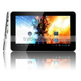 9 inch MTK 8312 CPU 2G/3G GSM/WCDMA Mobile Phone Call Dual Core Tablet PC with Bluetooth