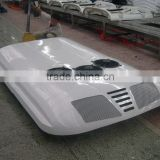 Hot Selling 12v24v 22KW rooftop mounted vehicle air conditioning for 7~8m passenger bus for sale