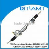 steering gear assembly/Hydraulic Steering Gear For Toyota Land Cruiser HDJ100 UZJ100 OEM:44250-60090/44250-40090