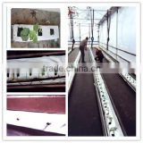 Greenhouse coco peat plastic slab grow bags