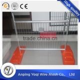 outdoor chain link mesh galvanized welded temporary fence                                                                                                         Supplier's Choice
