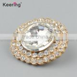 Golden fancy crystal rhinestone sofa buttons wholesale WBK-1474                                                                                                         Supplier's Choice