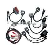 8PCS Full Set OBD2 Diagnostic Interface Tool Cables for CDP PRO PLUS Car