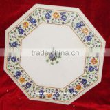 Marble Indian Popular Inlay Work Table Tops