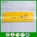 golf towel and clip microfiber printing golf