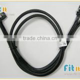 Mini SAS 8087-8087 Right Turn 90 Degree Cable for Dell Poweredge R620 Server GT5RT