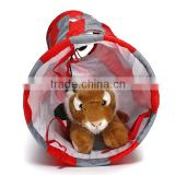 Wholesale 130CM Pet Dog Rabbit Exercise Funny Cave Tunnel Ferret Play Sleep Place Game Cute Toy Ball Hole 6 Colors