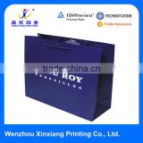 HOT 2015 promotional cheap logo shopping bags,plain brown paper bags shoppingbag with handles