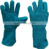 Kevlar Stitched Leather Welding Gloves - Lined