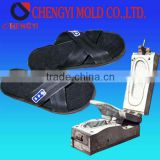2014 durable PVC slipper molds for pvc injection molding