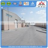 Low cost prefab two story steel structure warehouse made in china                                                                         Quality Choice