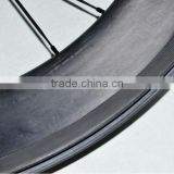 Super light 700c carbon wheels , road bicycle carbon clincher wheels, bike carbon road wheels
