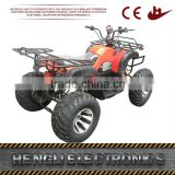 Double motor drive quad bike/electric cheap chinese atv