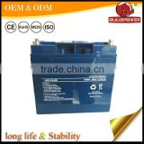 High capacity long life solar lithium titanate battery for energy storage