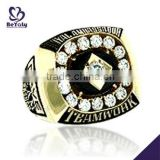 Wholesale customized brass champion rings replica