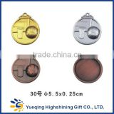 30# High Quality gold silver bronze cheap sports factory directly sale metal prize award souvenir basketball medal