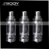 Sbody latest stainless steel replaceable coil atomizer VBC&OCC mods atomizer Ni200 RTA Helix