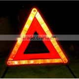 RED nylon box packing SZ-WT-E1 triangle warning signs