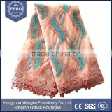 2016 latest nigerian lace styles dubai fabric aso ebi women dresses french laces embroidery african net lace fabric with stone