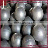 Dia.80-120mm casting cement mill grinding ball iron steel ball