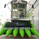 farming equipment manufacture corn cob harvester maize harvester 4YZ-5