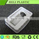 White disposable insert liquid bottle packaging trays vial packaging container                                                                         Quality Choice