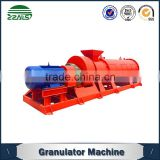 factory price food waste organic fertilizer granulating machine