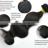 top grade 6A remy human hair product hair extension unprocessed 100% virgin brazilian hair weave
