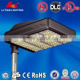 Led parking lot ligth IP65 waterproof led street light 200w led shoesbox light with 5 year warranty