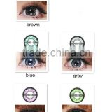 New arrival authentic GEO XCH series 621 violet color cosmetic contact lens made in korea by GEO Medical